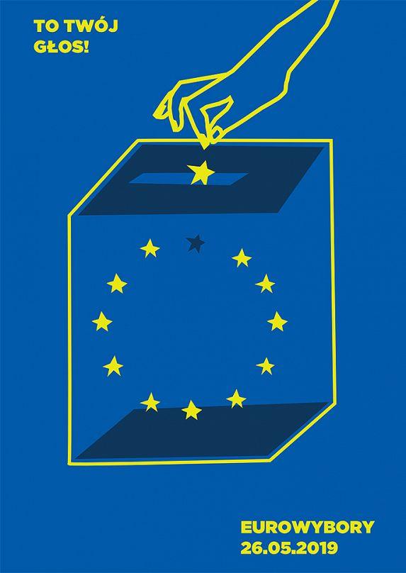 Zaprojektuj Plakat na Eurowybory: Podsumowanie akcji